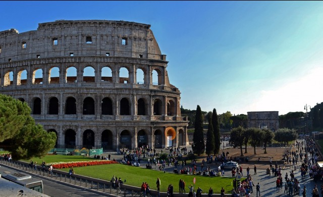 10 неща, които трябва да опитате в Рим