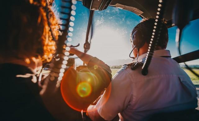 10 неща, които само пилотите знаят за полета