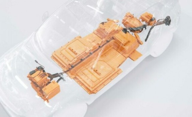 Volvo показа най-безопасния електромобил в света