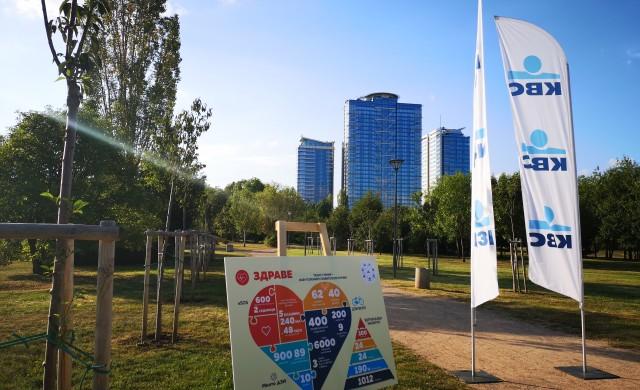 Над 3000 от служителите на KBC Груп в България заети с доброволчество