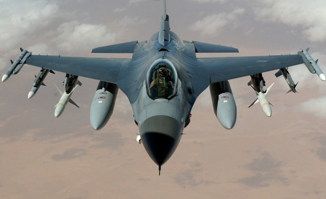 Къде ще се проведе войната на бъдещето, според ВВС на САЩ