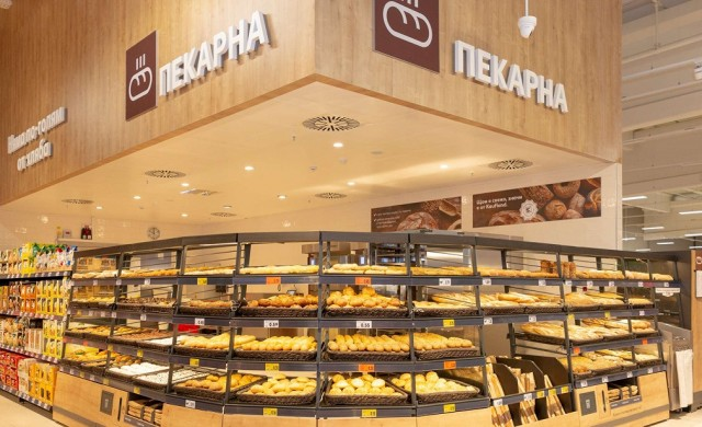 Модерни технологии гарантират качеството в пекарната на Kaufland