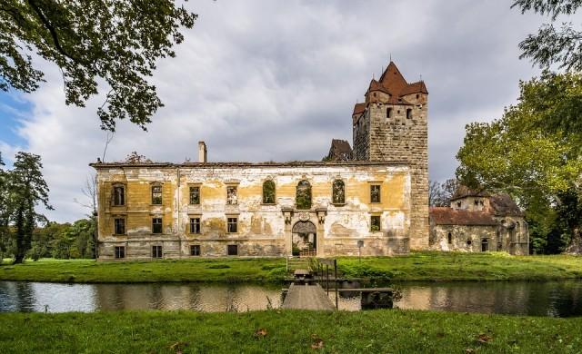 Зловещи изоставени места, които показват красотата на Европа от миналото