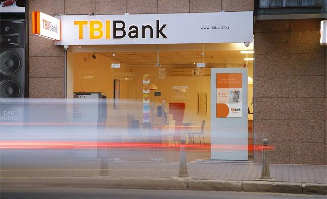 TBI Bank продължава да е сред най-ефективните и печеливши банки
