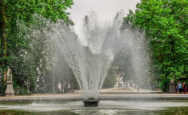 Откриха сърцето на белгийски кмет, погребано под фонтан в града му