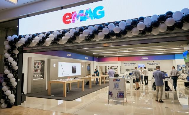 eMAG: Синергията между онлайн и офлайн е една от най-актуалните тенденции