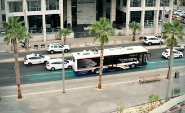 Тел Авив пуска електрически пътища, които ще зареждат градския транспорт