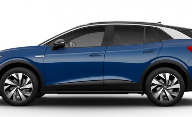 Volkswagen представи изцяло електрически SUV модел