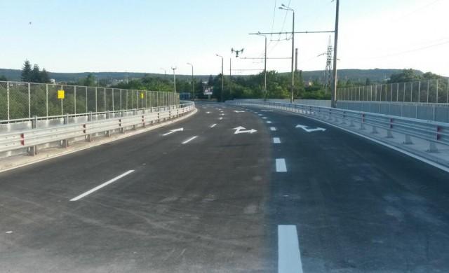 АПИ ще иска нова експертиза за състоянието на Аспаруховия мост