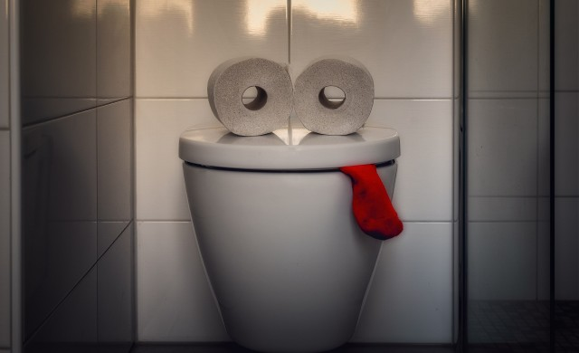 Защо тоалетните почти винаги са бели?
