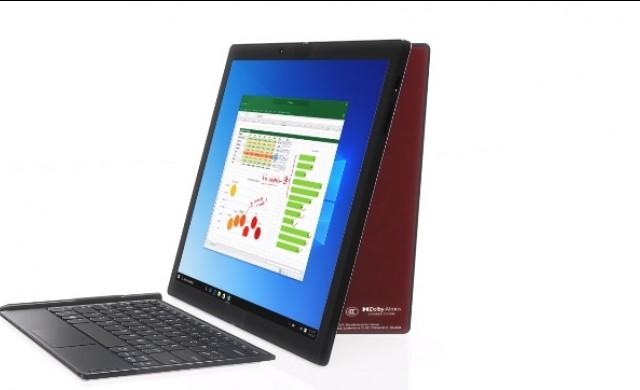 Първият компютър със сгъваем екран вече е на пазара