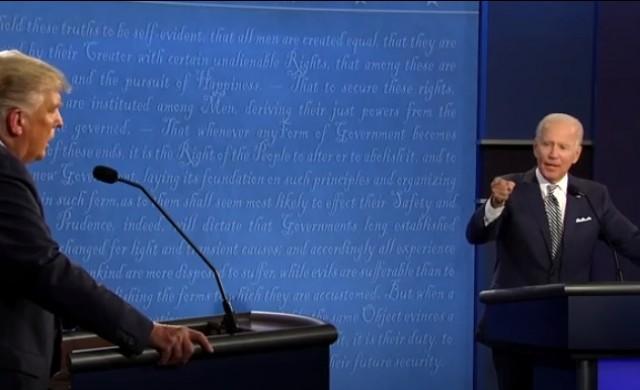 Първият президентски дебат в САЩ не повлия на пазарите