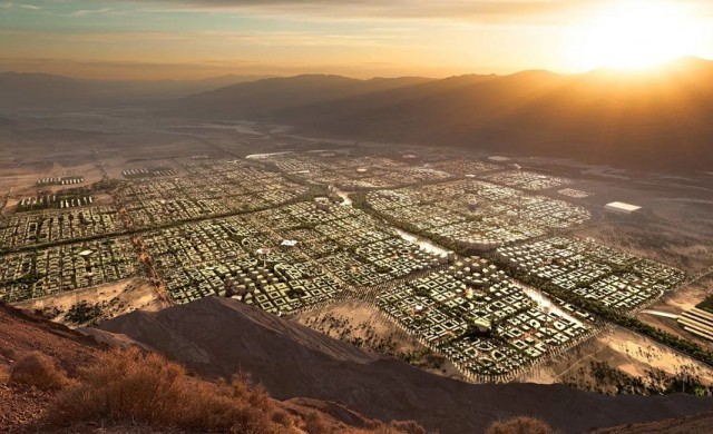 Милиардер планира нов град, първите жители ще се преселят през 2030 г.