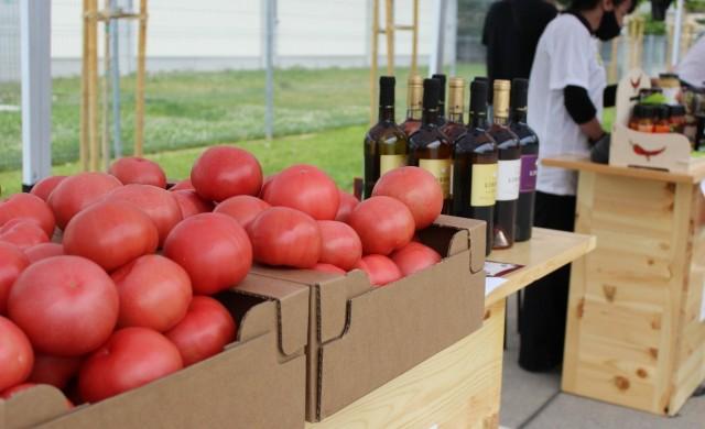 Родни производители с есенни изкушения на фермерски пазар на Lidl