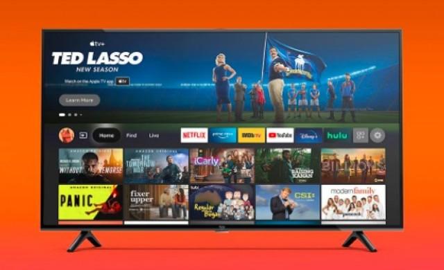 Amazon представи собствени телевизори