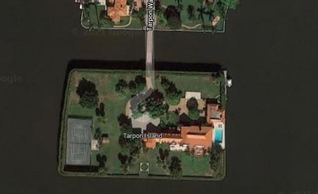 Частен остров във Флорида ще бъде предложен за продажба за 120 млн. долара