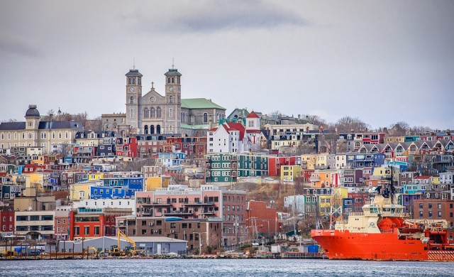 Малкият град в Нюфаундленд, който посрещна  7000 непознати на 11.09.2001 г.