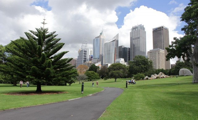Невероятни градски хотели, разположени край зелени паркове