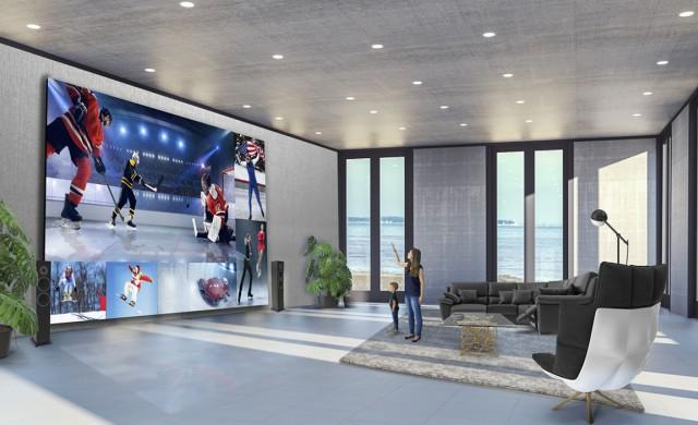 LG предлага телевизор, който струва 1.7 млн. долара