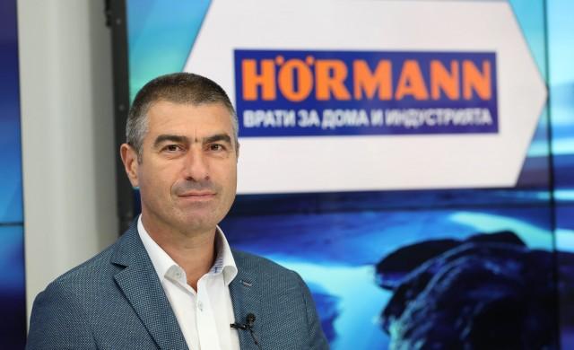 Б. Главчовски, Хьорман България: Качествената врата е инвестиция в бъдещето