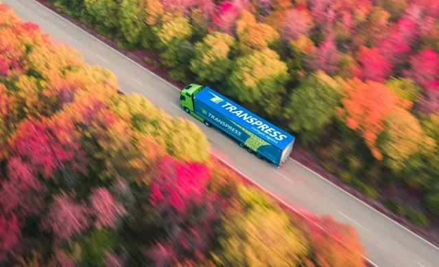 Transpress с отличие за Най-добър работодател в транспортния сектор