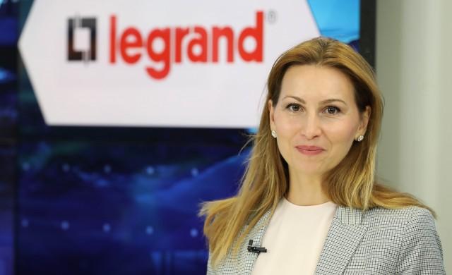 Ваня Иванова, Legrand Bulgaria: Всеки дом може да стане