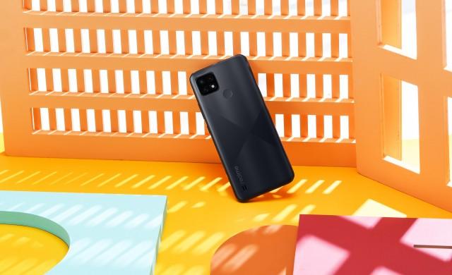 Vivacom ще предлага смартфона Realme C21