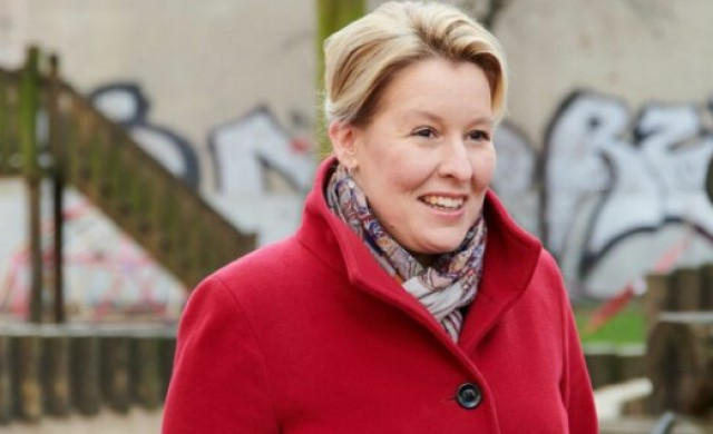 За първи път в историята жена ще стане кмет на Берлин
