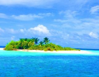 Още един зашеметяващ хотел на частен остров ще се появи на Малдивите