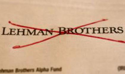 Lehman Brother съкращава 750 работни места от европейския си бизнес