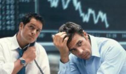 Силен спад за банковите книжа, индексите на червено