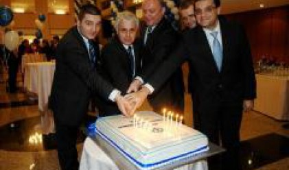 Първа инвестиционна банка отбеляза 10 години клон Русе