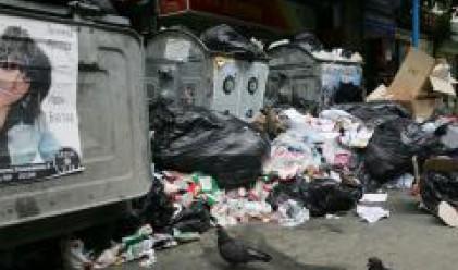 Пращат 240 хил. тона боклук в Шишманци