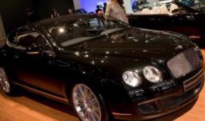 Bentley празнува юбилей на модела Arnage