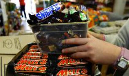 Mars и Wrigley създават най-голямата в света компания за сладки изделия