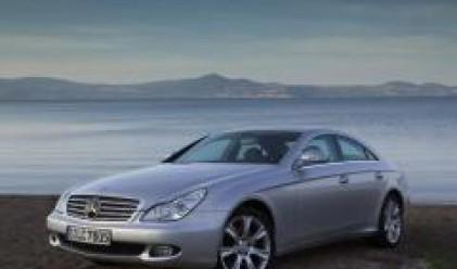 Продажбите  на  Mercedes-Benz са се понижили през септември
