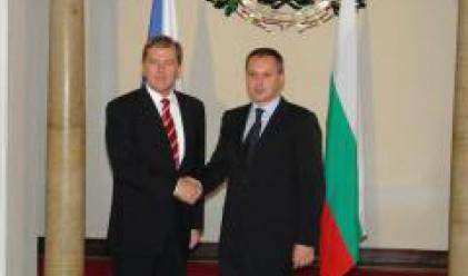 България и Чехия с близки позиции за дефиниране на енергийната политика на ЕС