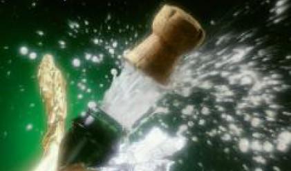 Продажбите на шампанско в света падат за пръв път от десет години насам