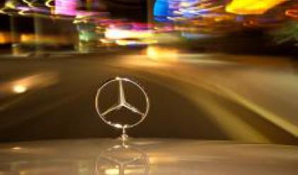 Mercedes представя интелигентни фарове