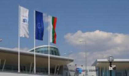 Летище София отново с превозени над 300 000 пътници за месец