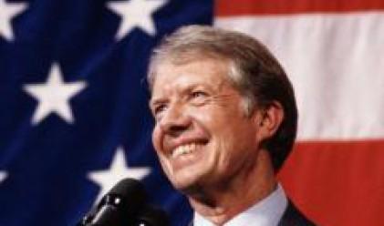 Джими Картър обвинява Буш за финансовата криза