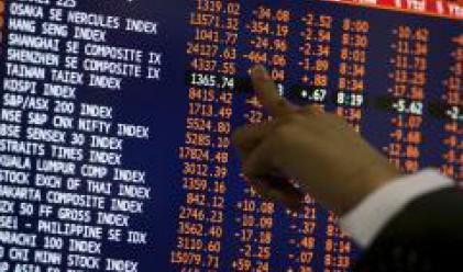 Седмицата приключи със сериозни загуби за европейските индекси