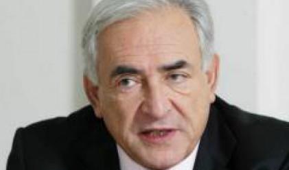 Строс-Кан: Инициативата на Еврозоната ще допринесе за възстановяване на доверието