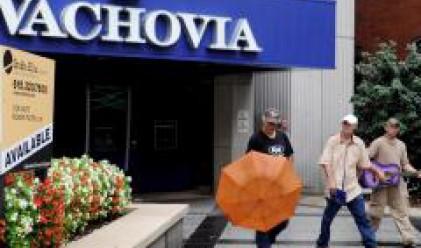 УФР одобри изкупуването на Wachovia от Wells Fargo