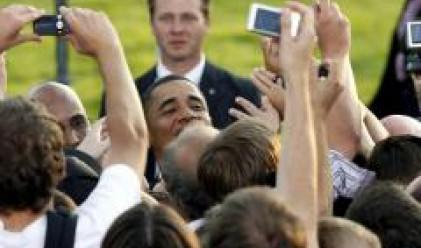 Обама с 6 пункта пред Маккейн