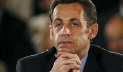 Саркози се среща с банкери и застрахователи