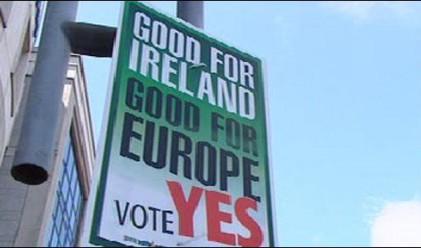 Ирландия каза