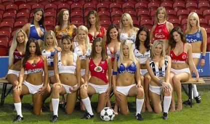 Футболът бил полезен за жените