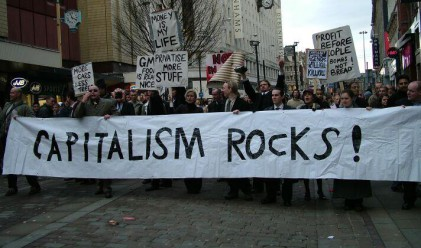 История на капитализма