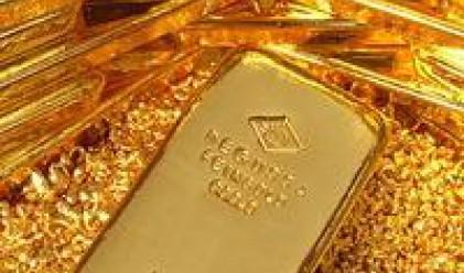 Европейските ЦБ с антирекорд по продажби на злато